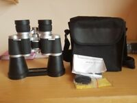 10x50 Binoculars with Stand and Bag