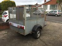 Galvanised Trailer