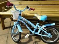Girls Apollo 'cherry lane' bike