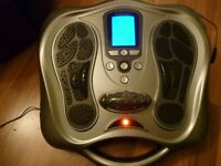 feet bio digital energiser , electro flex blood circulation increase booster , only £25.00. lovely.