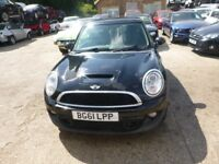 MINI COOPER - BG61LPP - DIRECT FROM INS CO
