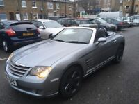 2004 CHRYSLER CROSSFIRE CONVERTIBLE automatic lovely car long mot