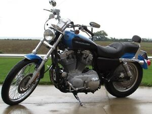 2004 harley-davidson XL883C Custom   Stage 1 Exhaust and Progres London Ontario image 4