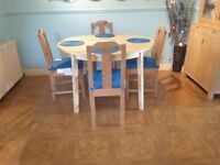 Ikea Dining Table 4 Chairs