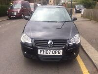 VW Polo Automatic, Long MOT, Low Mileage, Very Clean / Smooth Car