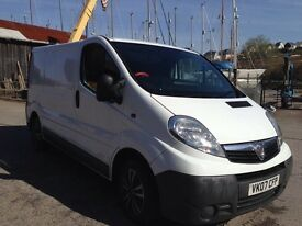 2007 Vauxhall Vivaro 2700 CDti Swb great condition Px welcome