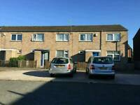 Council three bedrooms house to swap