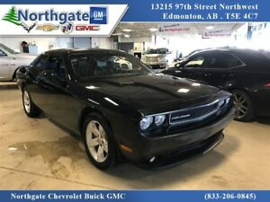 2012 Dodge Challenger Leather Auto Black on Black Finance Availa