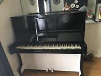 Free Black piano