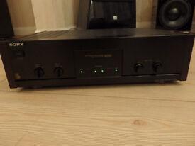 Sony Power Amplifier