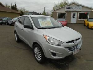 2011 Hyundai Tucson Manual Trans Air PW PL