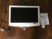 "LG 19"" LCD TV for sale"