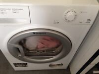 Hotpoint set washing machine hotpoint condenser dryer