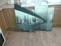 Brooklyn Bridge Canvas