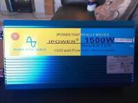 IPOWER 1500w Inverter