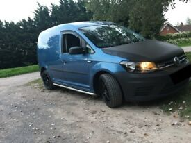 Volkswagen caddy blue motion 1.6 TDI