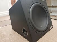In Phase sub 15inch 1800watts
