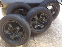 Insignia/5stud 16inch wheels