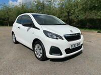 PEUGEOT 108 1.0 PETROL 2015 21000 MILES LOVELY CAR DRIVES EXCELLENT 1 LADY OWNER