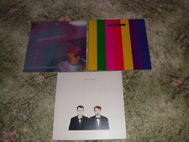 """Ten 12"""" vinyl records"""