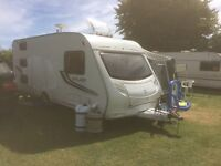 2010 sprite major caravan 6 berth.
