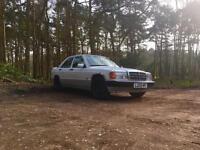 Mercedes 190e MANUAL