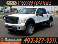 2010 Ford F-150 XLT / 4WD Supercrew Cab Calgary Alberta Preview