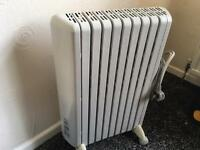 DeLongi electric heater
