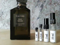 Tom Ford - Oud Wood fragrance samples and decants - HelloScents