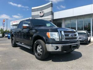 2010 Ford F-150 Lariat, Leather, 4x4