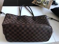 Louis Vuitton medium tote bag