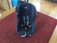 Britax child car seatRomer Duo isofix