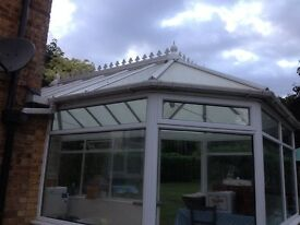 Beautiful Second Hand Large Conservatory
