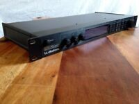 TC Electronic M-One XL (24-bit Dual Effects Rack)