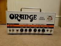 Orange Dual Terror Guitar Head / Amp 30w