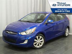 2013 Hyundai Accent GLS *Heated Seats Sunroof