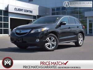 2014 Acura RDX Tech Pkg, Leather, Sunroof