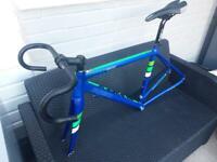 Planet X RT58 V2 Road bike frame 52cm