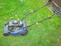 CHALLENGE EXTREME PETROL LAWNMOWER FOR SPARES OR REPAIRS