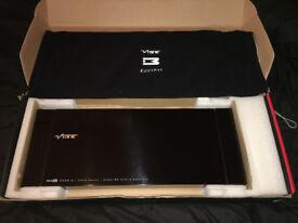 VIBE Audio BlackBox Bass 5 - 3000 Watts Monoblock Class GH Hybrid Amplifier.