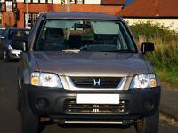 Honda CRV Y Reg Recent MOT no Advisories