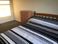 Double room to rent in lancing. Parking available, station & A27 nearby. Bill inc