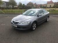 Mazda 6, 2.0 s CD, DIESEL•VERY LOW MILES•LONG MOT•BARGAIN! Focus Astra golf Mondeo passat