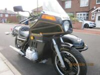 Honda Goldwing With Side Car Outfit