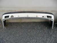 OEM Volkswagen VW Golf Mk2 Gti Mark II Front Big Bumper - Damaged but Useable / Repairable