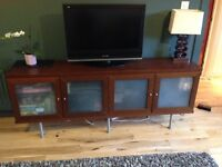 IKEA cabinet for sale - used in living room as TV table