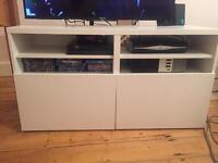 Tv unit (tv and other items not for sale!)