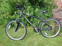 "Ridgeback MX2 Terrain Mountain Bike- 17"" Frame- Excellent Condition"