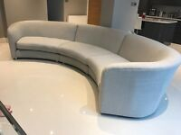 Laura Ashley Astoria Curved Sofa