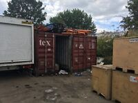 2 x 20FT containers